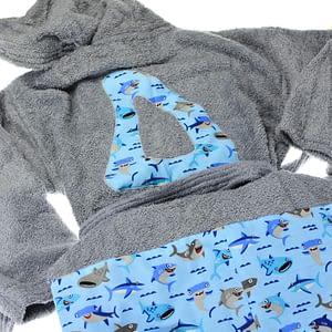 μπουρνούζι καρχαρίες