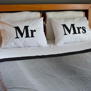 παπλωματοθήκη για ζευγάρια