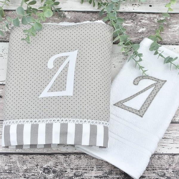 Πετσέτες γάμου 4