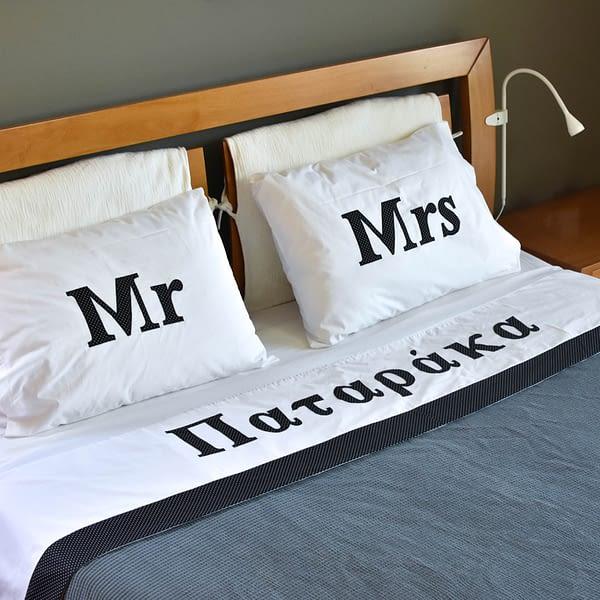 Σετ σεντόνια για ζευγάρια