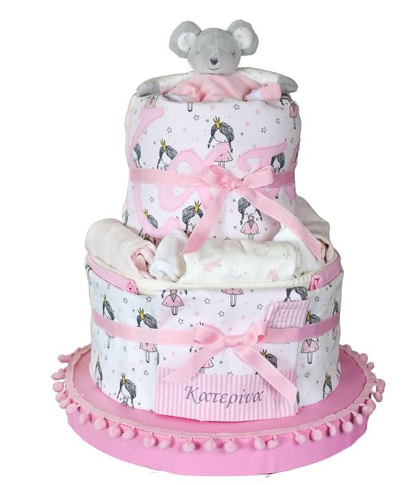 τούρτα με πάνες