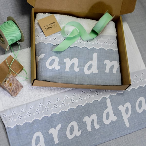 Grandma Grandpa Gift!